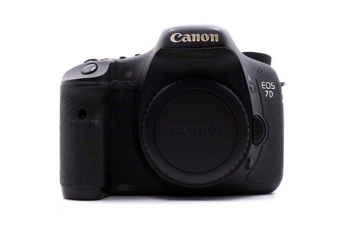 【台中青蘋果】極新 Canon EOS 7D 單機身 二手 單眼相機 公司貨 快門次數約84,248 #22003