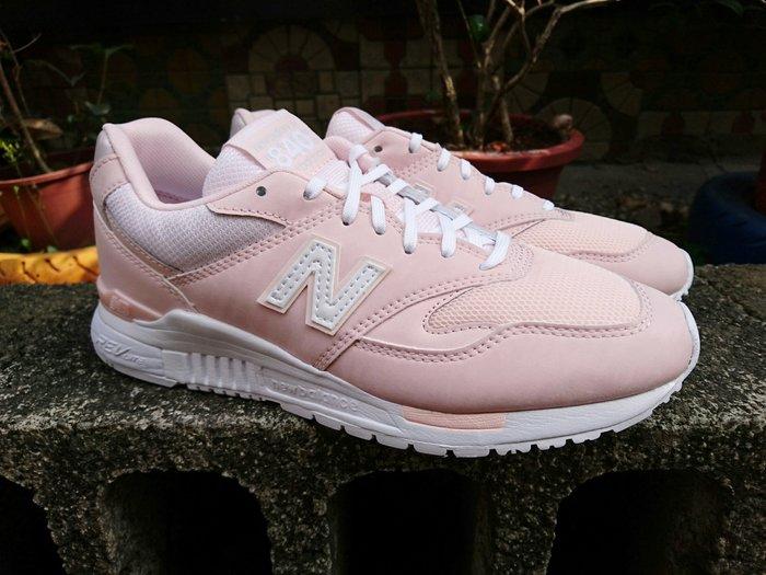 玉米潮流本舖 NEW BALANCE WL840PP 粉色 經典 女鞋 復古 慢跑鞋
