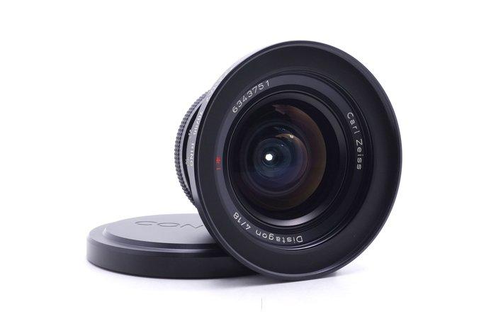 【台中青蘋果】Contax Distagon 18mm f4 二手 單眼鏡頭 #11431