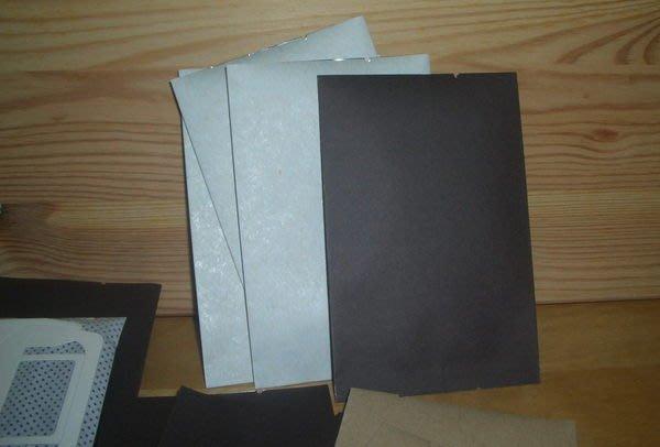 新袋型_C3502_特殊紙_深咖啡色_合掌掛耳外袋_日式袋型_咖啡豆_樣品袋_精品豆(200入)