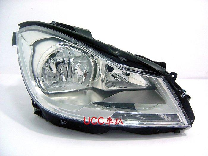 【UCC車趴】BENZ 賓士 W204 11  12 13 14 原廠型 歐規 晶鑽大燈 TYC製 一組6800