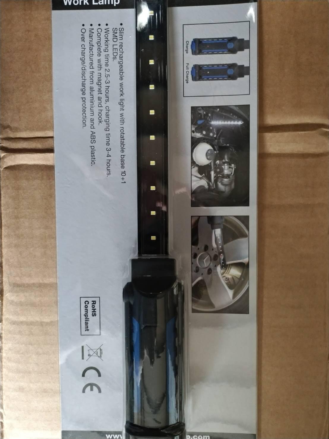 LED 工作燈 維修燈 蛇燈 充電式 (超取免運)