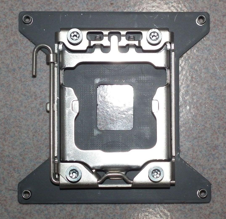 伺服器X58 CPU底座SOCKET LGA1366 ILMFoxconn富士康CPU座 9BT11 SERVER
