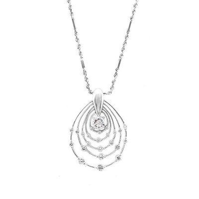 【JHT金宏總珠寶/GIA鑽石專賣】1.00ct天然鑽墜/材質:PT900(JB21-B62)