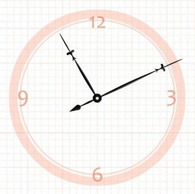 【鐘點站】 J134105  SKP壓針機芯 / 分針13.4公分 時針10.5公分 / DIY 時鐘 掛鐘 鐘針