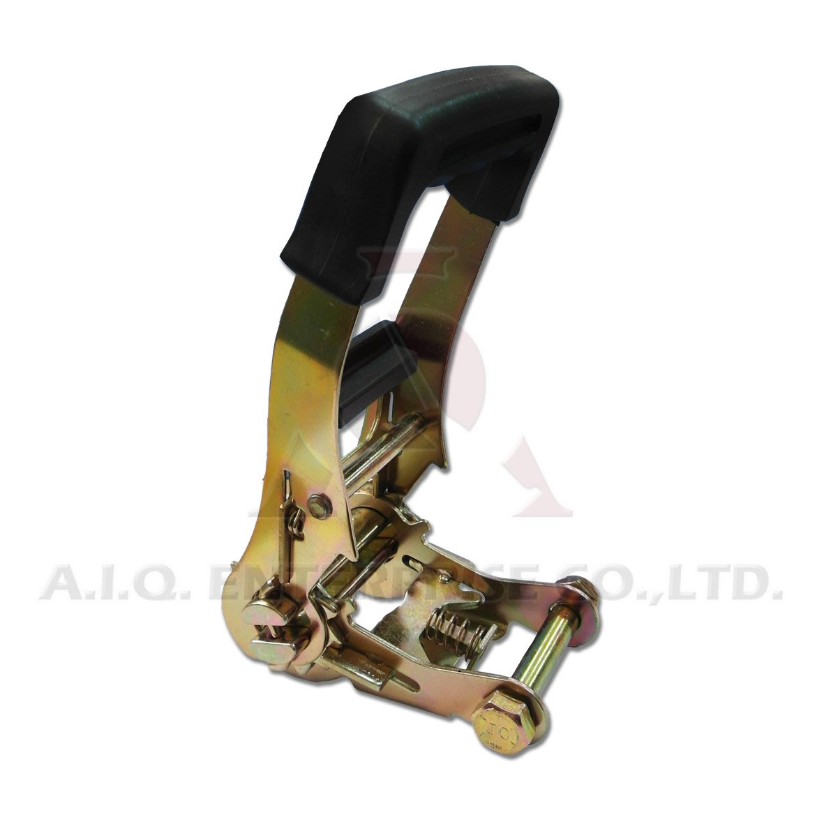 A.I.Q.綑綁帶專家- A0031 中碳鋼熱處理重型棘輪手拉器