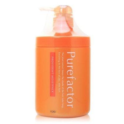 FORD FPM 橘水鮮保濕護髮素 柔順 750g