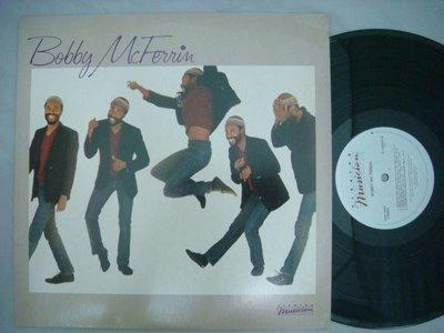 【柯南唱片】Bobby McFerrin(巴比麥菲林) >>美版 LP