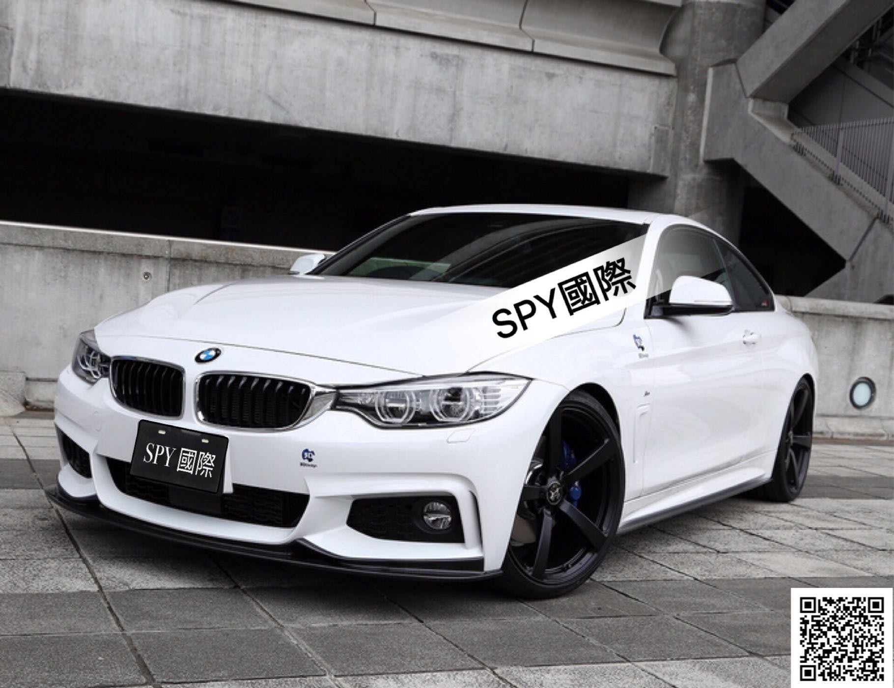 SPY國際  寶馬 BMW 4系列 F32 F33 F36 M-tech 套件