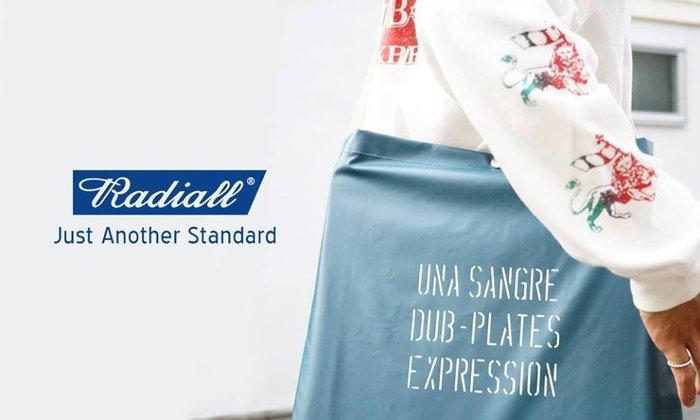 GOODFORIT / 日本Radiall PROOF Shoulder Bag復古唱片行防水黑膠肩背袋