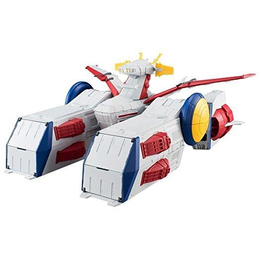 鋼彈 FW Gundam Converge WHITE BASE 白色基地+10隻鋼彈樣式