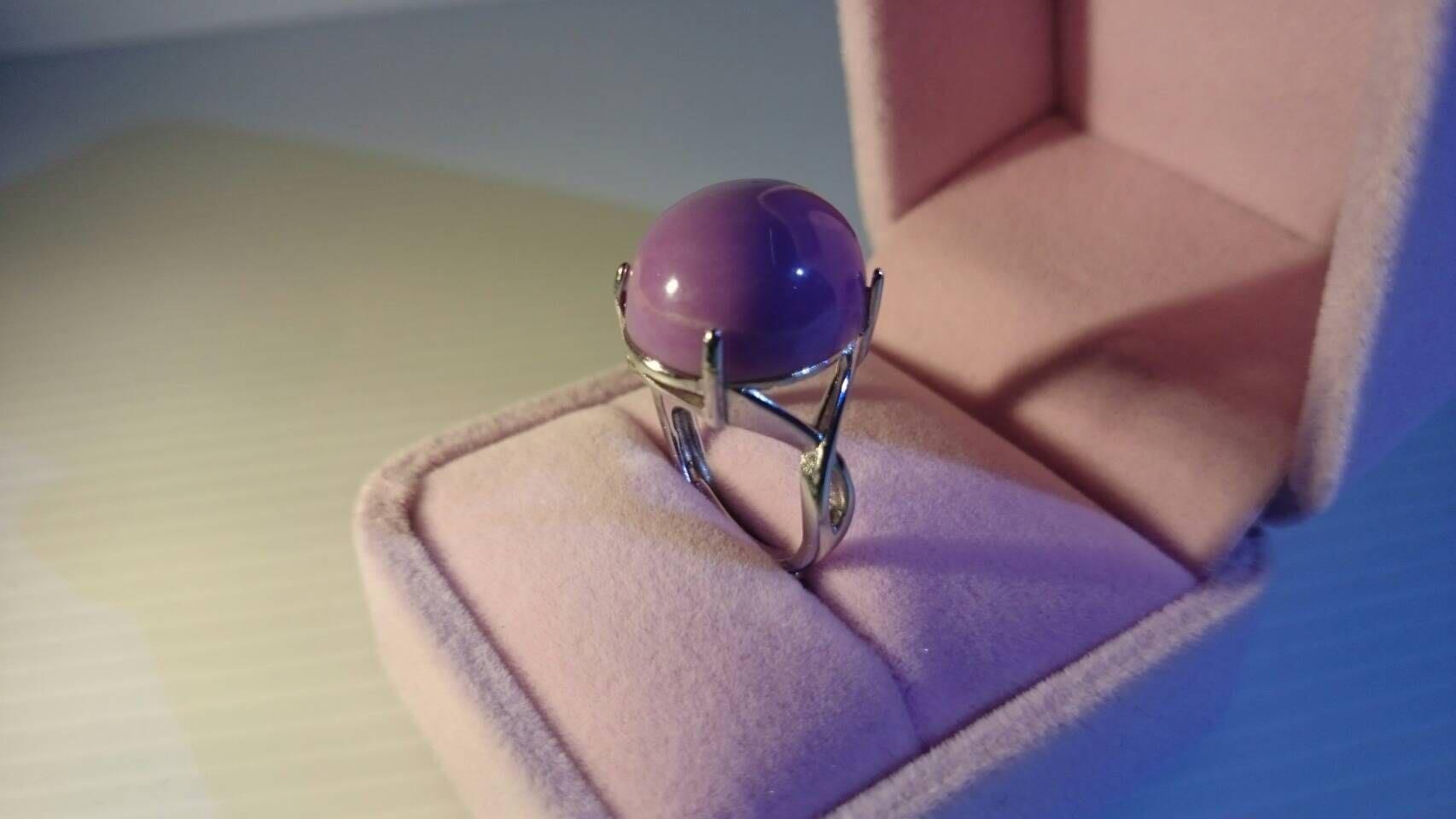 紫雲母戒指(10)