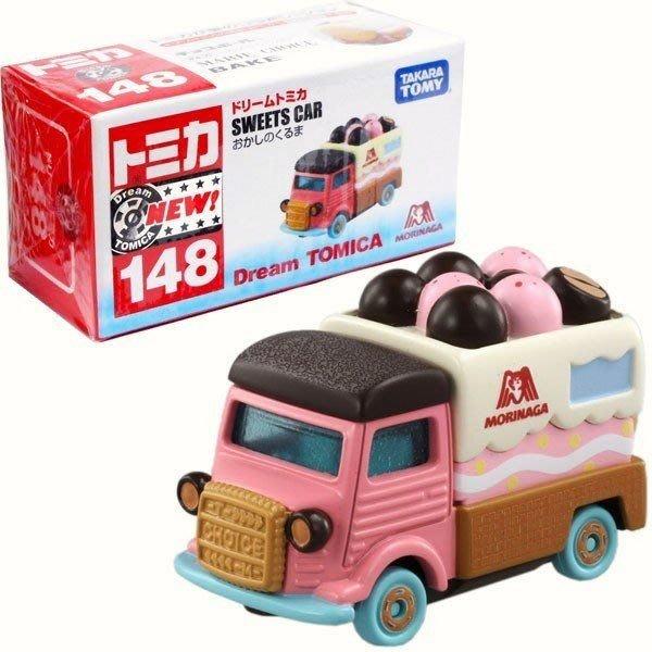 日本 多美森永巧克力餅乾車