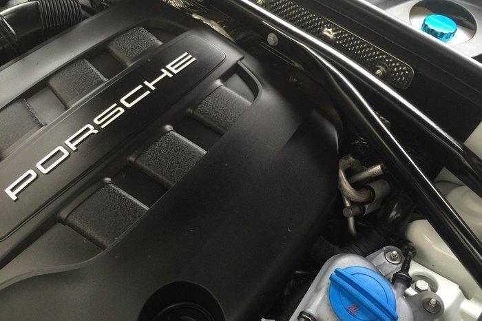 【AEROTUN 】PORSCHE 保時捷 MACAN 鋁合金煞車油壺蓋