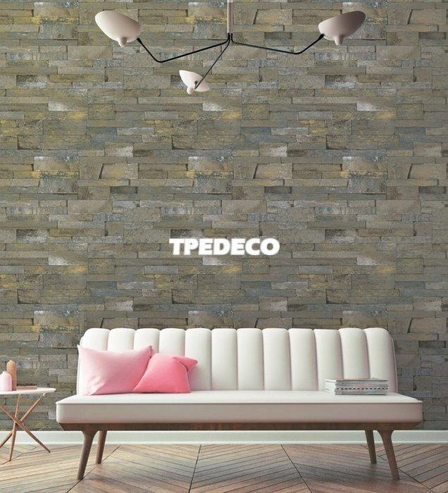 【大台北裝潢】PT馬來西亞現貨壁紙* 環保建材 仿建材 文化石(4色) 每支580元