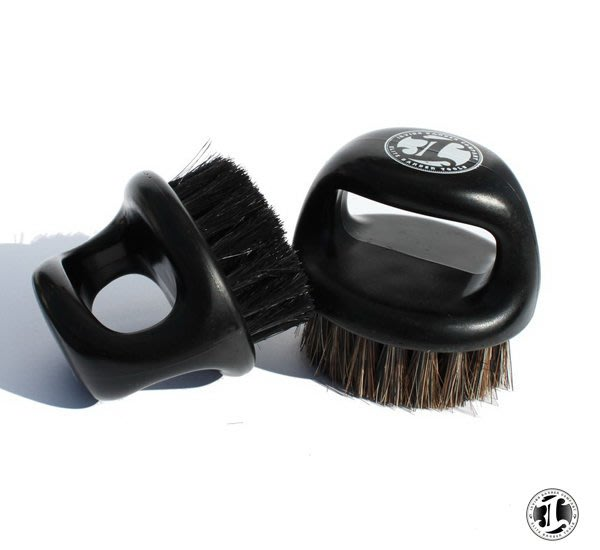 GOODFORIT / 美國Irving Barber Boar Bristle Brush改良款多功能豬鬃刷/兩色