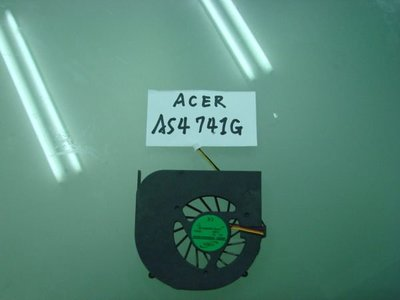 nbpro筆電維修最專業 ACER Aspire 4741 4741G 4750 4750G風扇故障更換..