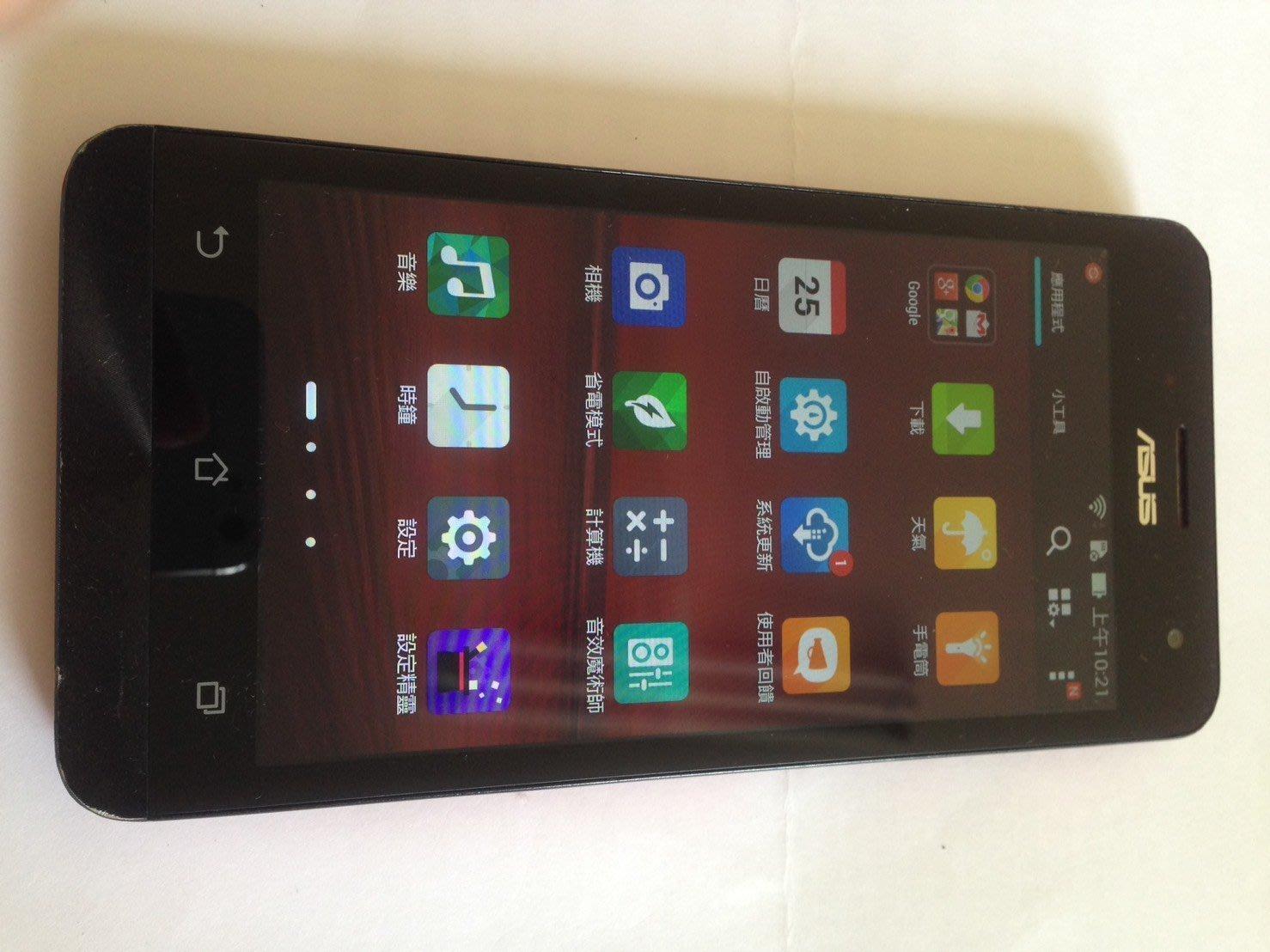 ASUS華碩ZenFone 5 T00J送sd卡8G