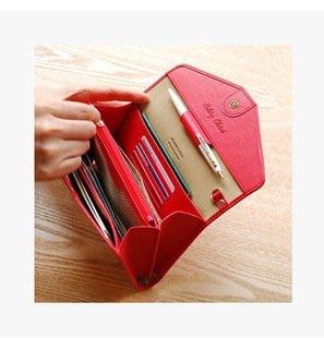 韓國donbook旅行多功能護照包錢包信封錢包手機包女式手拿包
