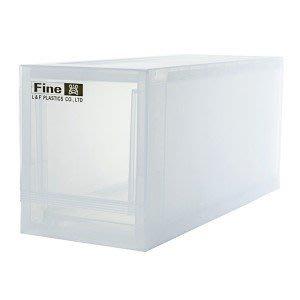 315百貨~ 日系無印良品風格~LF1701 LF-1701 抽屜式整理箱*4入組/ 收納箱 衣櫥 衣櫃 抽屜櫃