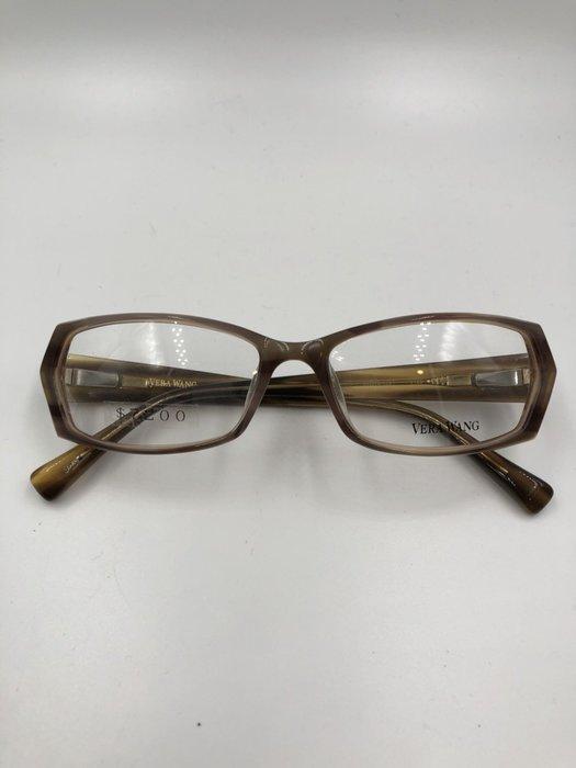 頂傑 VERA WANG 琥珀色流行鏡框 - V188