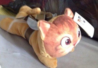 全新正版可愛貓咪禮物娃娃~逼真貓咪玩偶~正版~日本蕃茄貓~超療癒~貓咪~生日禮物~全省宅配