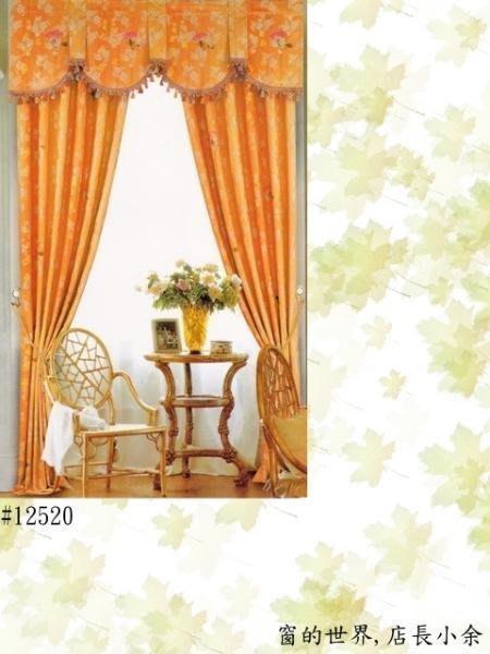 【窗的世界】20年專業製作達人,造型直立窗簾#12520