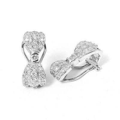 【JHT金宏總珠寶/GIA鑽石專賣】0.70ct克拉天然鑽石耳環/材質:PT900/18K(JB33-B21)