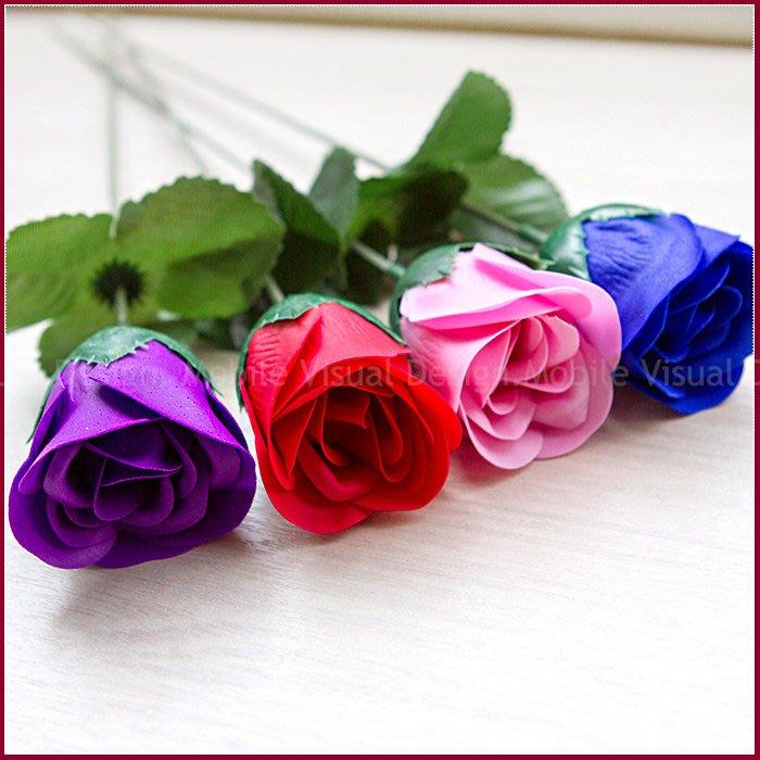 [此情不渝]可抽取20朵香皂玫瑰花花束(4色可選)-幸福朵朵 七夕情人節禮物/生日禮物/結婚紀念日/舞台表演獻花/慶功