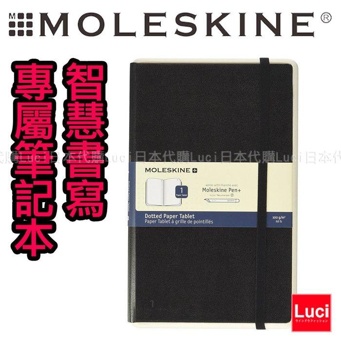 Moleskine PTSETA Smart Writing Set 智慧書寫 專屬筆記本 替換筆記本 LUCI日本代購