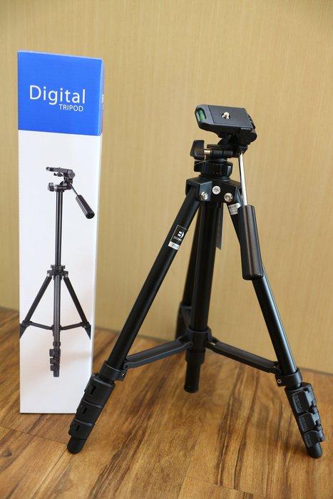 【日產旗艦】BENRO 百諾 T560 扳扣式 送手機夾 相機 微單眼 攝影機 自拍三腳架 旅行 輕便三腳架 勝興公司貨