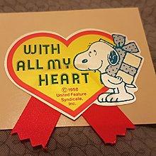Snoopy 史諾比 貼紙