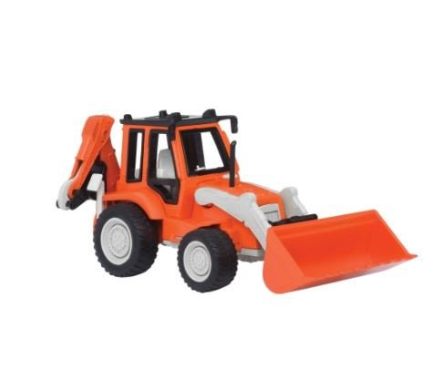 B.TOYS Mini Backhoe Loader 小型挖土機WH1009Z