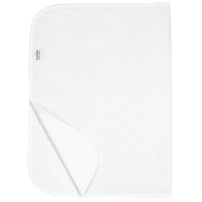 【兔寶寶部屋】kushies加拿大 -純棉毛巾布防水小保潔墊 46 x 68 cm 一件