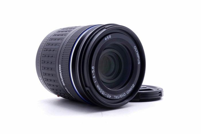【台南橙市3C】Olympus ZUIKO Digital 40-150mm f4-5.6 ED 二手鏡頭 #17996