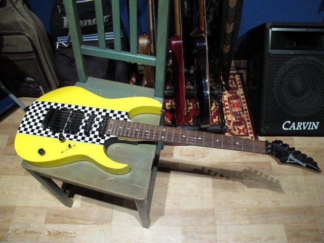 ☆ 收藏出讓︵☆日廠 Ibanez RG560 (USA Custom 烤漆) 電吉他
