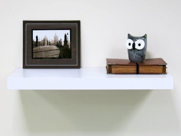 環保E1級 - 美斯特白色超厚棚板 (60公分)  (14230CC) [簡單樂活]