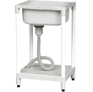 洗衣槽-塑鋼單水槽 SF-11012 ( 1.5尺)含稅