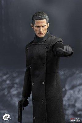 POPTOYS :1/6 EX09 末日傳教士 - 槍術大師 整盒人偶 -雙服裝配置 蝙蝠俠DC克里斯汀貝爾
