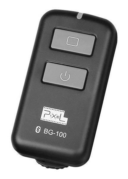 呈現攝影-品色 BG-100n 藍牙定時快門遙控器 手機遙控 APP可換線 Nikon用 D800 D90 B快門 MC-DC2