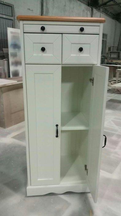 美生活館 鄉村傢俱訂製 全原木 雙色 神桌 收納櫃 佛桌 台灣生產 也可修改尺寸顏色再報價(下座)