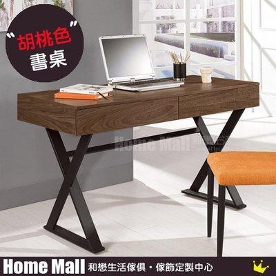 HOME MALL~古瑟4尺書桌 $6100~(雙北市免運費)8C~(歡迎來電詢問)