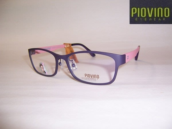 光寶眼鏡城(台南)PIOVINO林依晨代言,ULTEM最輕記憶塑鋼新塑材有鼻墊眼鏡*不外擴3005/c104-1