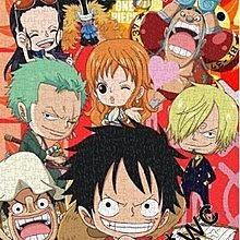 One Piece 海賊王 航海王 系列 3D-JP 1000片平面拼圖 塑料拼圖 OnePiece - 拼圖 puzzle (H1831)