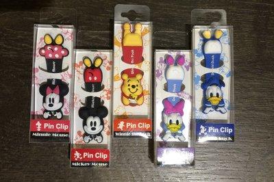 日本 迪士尼 Disney 米奇 米妮 小熊維尼 唐老鴨 黛西  集線器 收線器 捲線器