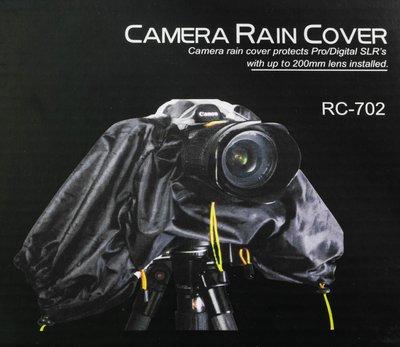 呈現攝影-SAMARK 相機雨衣透明長...