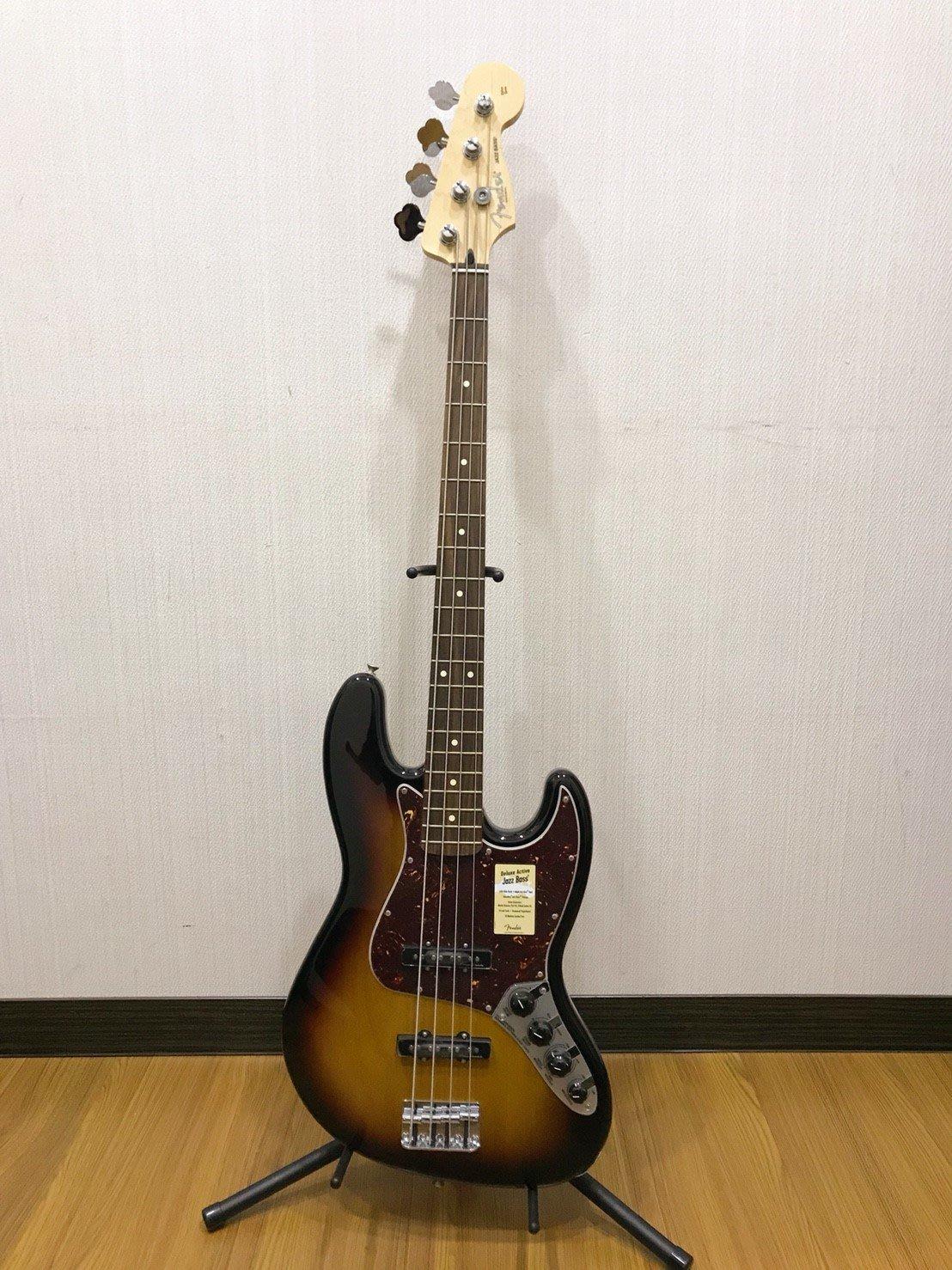 三一樂器 Fender Jass bass Bass 貝斯