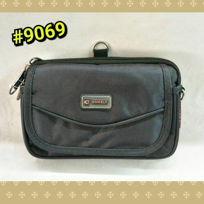 @【 乖乖的家】~~(可放5.5吋手機)腰掛包、相機袋、腰包、小包、手機袋~~超低價120元 #9069黑