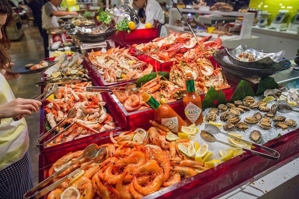 【台北W飯店】海鮮之夜雙人餐券【The Kitchen Table】【可開三聯式發票】