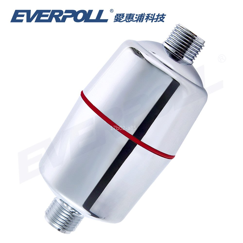 北台灣淨水竹北店 EVERPOLL 愛惠浦科技 微分子SPA沐浴器 沐浴過濾器 MK-809 MK809